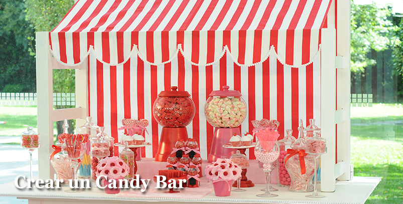 Ideas para armar un candy bar imagui - Como hacer un candy bar ...
