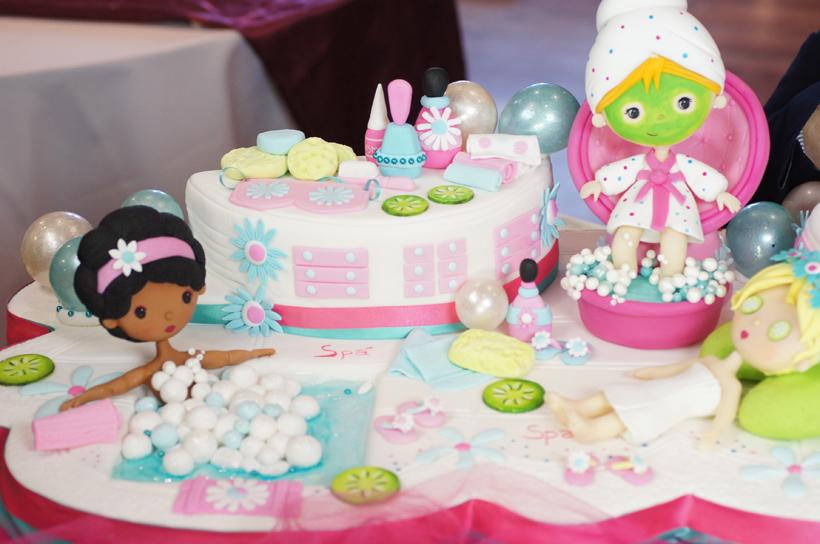 Spa de nenas - Articulos para spa ...
