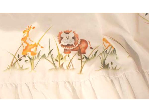 Accesorios De Baño Infantiles:Pintura para tela: amarillo, amarillo mediano, anaranjado, marrón