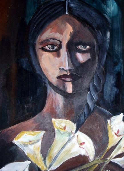 Indigena for Pintura color tostado
