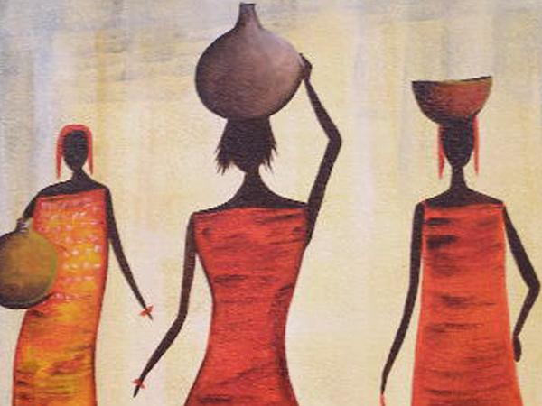 Diseños etnicos africanos - Imagui
