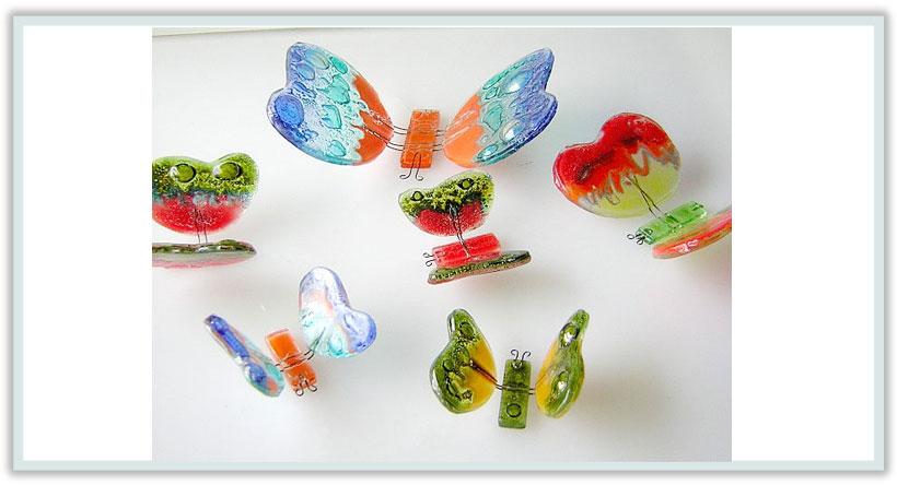 Mariposa articulada - Productos de madera para manualidades ...