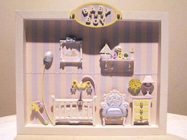 Cuadros decorativos para cuartos de beb s - Cuadros para habitacion bebe ...