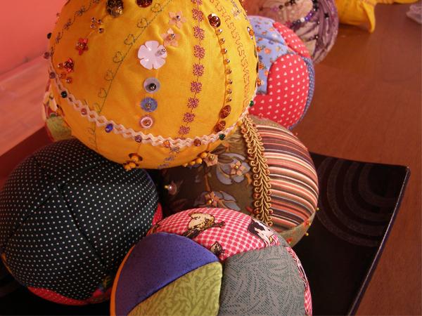 De todas las Manualidades: Esferas Decorativas